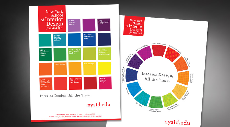 Portfolio New York School Of Interior Design